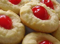 There are so many ways to  add to these cookies: You can pinch off...