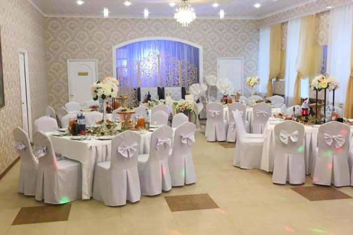 Фото №3 зала Банкет HALL Губернский