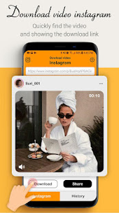 App Download video for Instagram users APK for Windows Phone