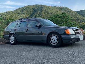 Eクラス ステーションワゴン W124のカスタム事例画像 洒落た乗り物に乗るおじさんさんの2020年06月25日14:22の投稿