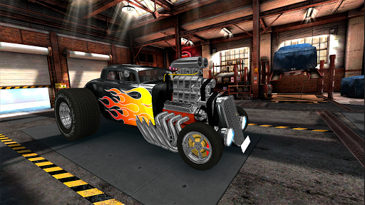 MUSCLE RIDER: Classic American Muscle Car 3D ss2