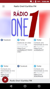 Radio One1 Curitiba FM- screenshot thumbnail