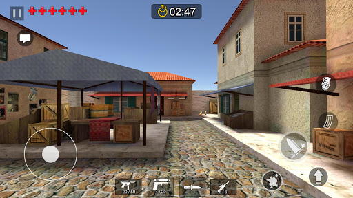 GO Strike - Team Counter Terrorist (Online FPS)  screenshots 1
