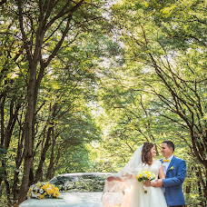 Wedding photographer Nikolay Kurov (7777). Photo of 02.10.2017