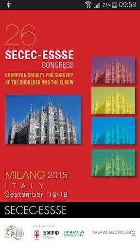 玩通訊App|SECEC - ESSSE 2015免費|APP試玩