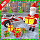 Santa Claus Stunt Car Christmas Gift Delivery for PC-Windows 7,8,10 and Mac