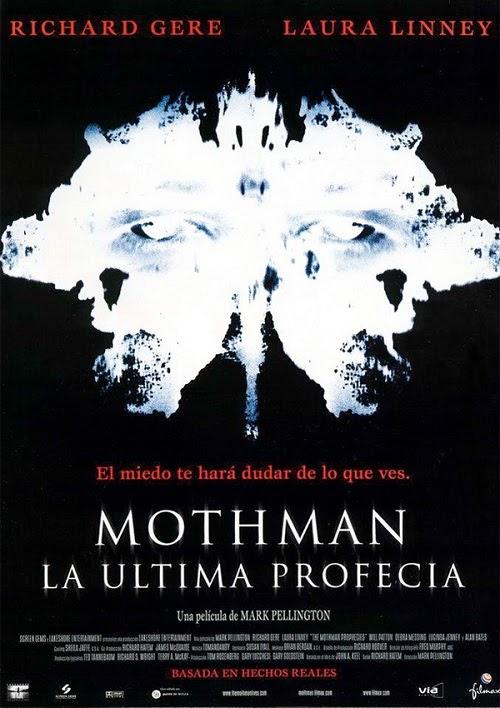 Mothman la última profecía