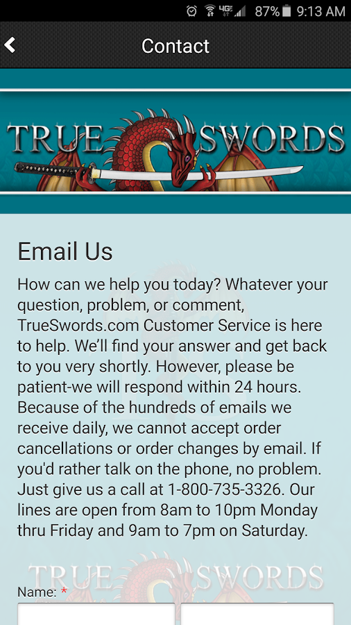 True Swords- screenshot