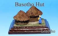 Basotho Hut -Lesotho-
