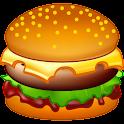burger eater icon