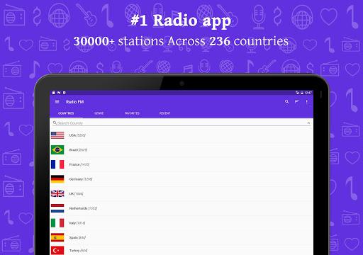 Radio FM 9.3.1 screenshots 9