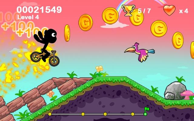 BMX Monkey