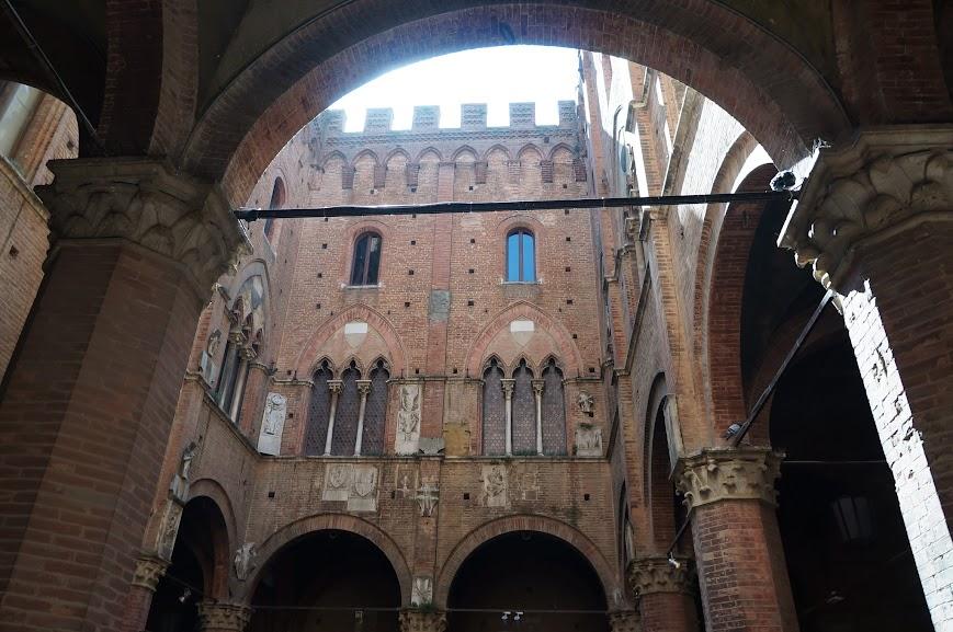 Palazzo Pubblico, Siena, Italy (2015)