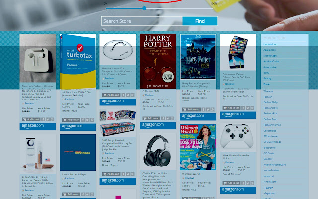 TopLine Shopping Find Best Prices in Amazon