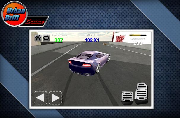 Urban Drift Racing - screenshot