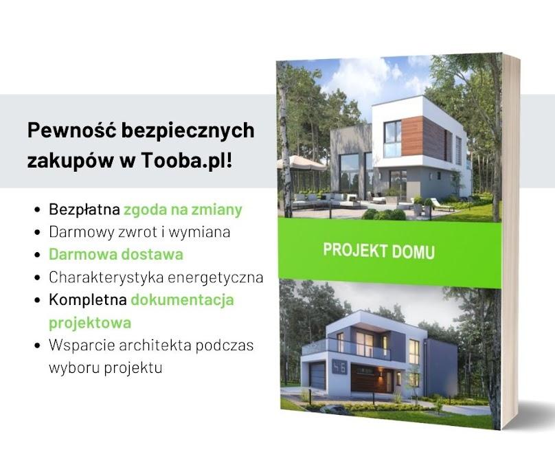 Projekty domów Tooba.pl - pełna dokumentacja