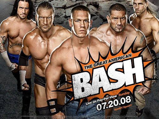 TJR Retro: WWE The Great American Bash 2008 Review (Last WWE PPV Before Going PG)
