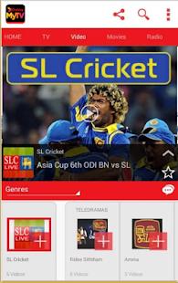 Dialog MyTV - Live Mobile Tv - Apps on Google Play