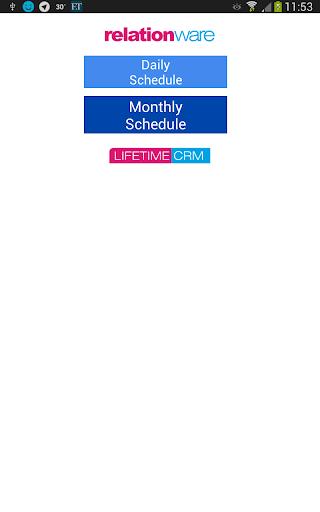 Relationware Pharma CRM SFA