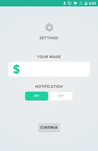 Wage Calculator- screenshot thumbnail
