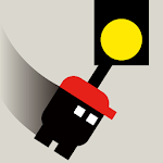 Sling and Jump Icon