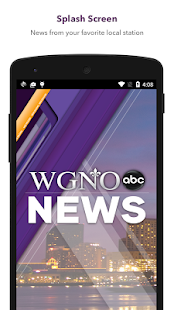 WGNO- screenshot thumbnail