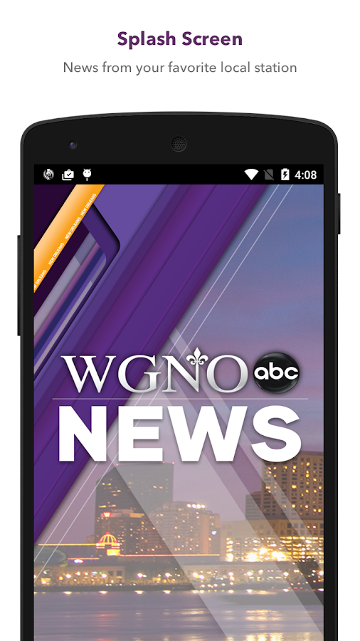 WGNO- screenshot