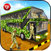Army Bus Driver US Solider Transport Duty 2017