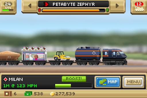 Pocket Trains: Tiny Transport Rail Simulator 1.3.9 screenshots 3