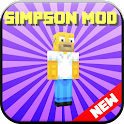 New The Simpson Mod For MCPE icon