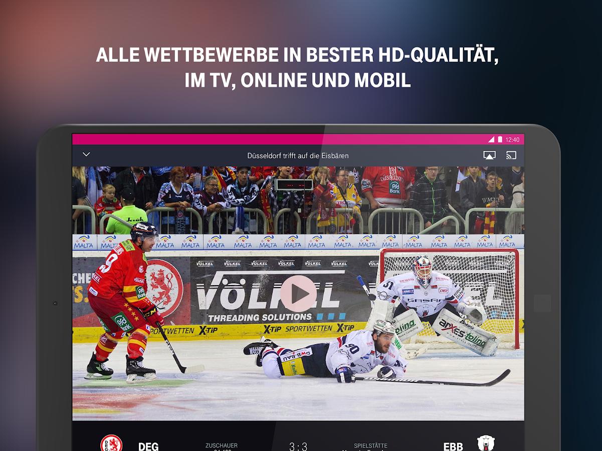 sport.de app android
