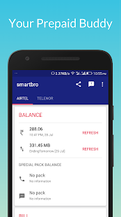 Prepaid Bill & Balance Tracker- screenshot thumbnail