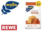 Angebot für Wasa Delicate Crackers Paprika im Supermarkt - Wasa