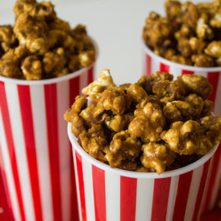 Vegan Caramel Popcorn Recipe