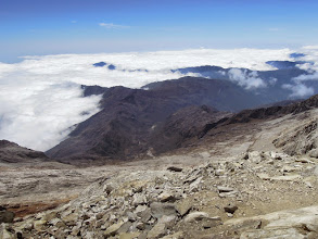 Photo: View from Pico Humboldt
