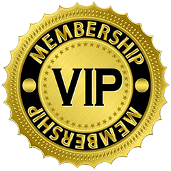 Image result for VIP membership badge