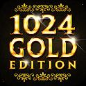 1024 Gold icon