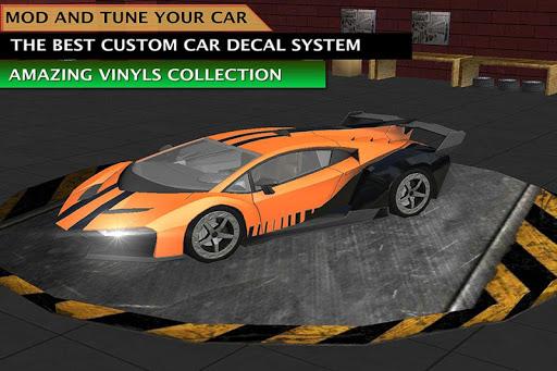 豪華跑車模擬器