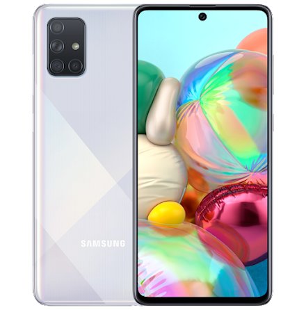 Samsung Galaxy A71 A715 Silver