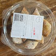 Mini Jam & Sour cream Cookies