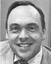 Photo: Alvin G. Fowler, Associate Director, 1971-1980 and Director Computing Centre, 1980-1985, University of British Columbia