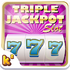 Triple Jackpot Slot Machine icon