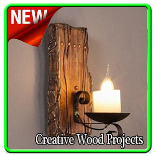 Creative Wood Projects - náhled