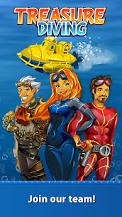 Treasure Diving MOD (Unlimited Money) 1