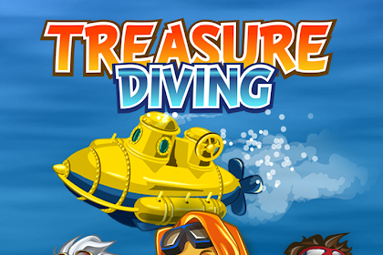 Treasure Diving 1.282 MOD (Unlimited Money)