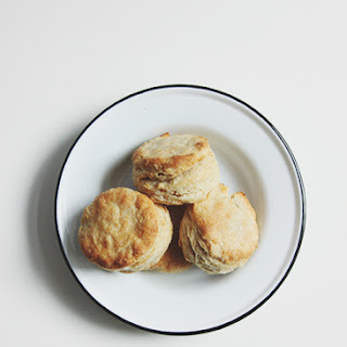 Weekend Biscuits with Wheat