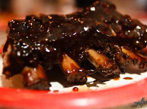 Blackberry Barbecue Sauce