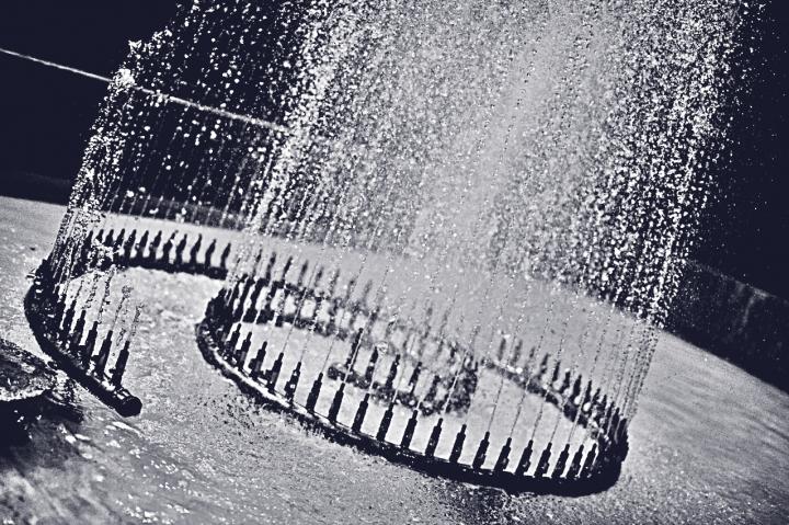 Spirale d'acqua... di Paolo Sartorio