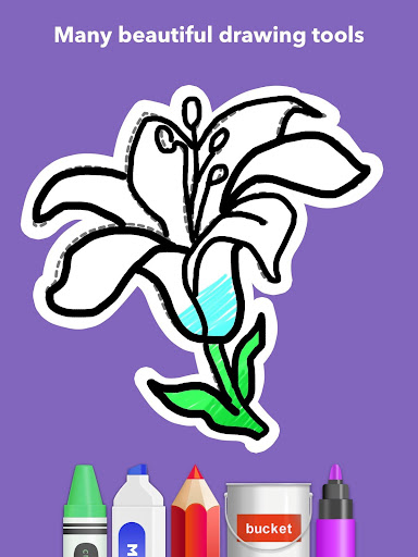 How To Draw Flowers  screenshots 23