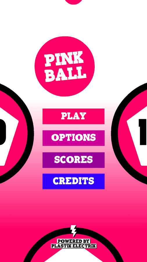 PinkBall (Unreleased): captura de pantalla